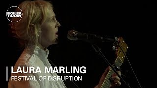 Laura Marling Boiler Room x David Lynch's Festival of Disruption Live Set