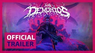 Los Demonios Trailer preview image