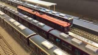 [鉄道模型]阪急P-6+900形②/ポポンデッタイオンモールKYOTO店