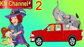 Hoạt hình KN Channel BÉ NA PHÁT HIỆN BÀ PHÙ THỦY GIẢ LÀM TIÊN BƯỚM BẮT CÓC EM BÉ tập 2