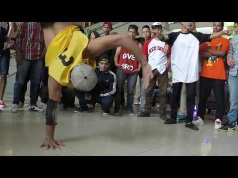 Breakdance Battle Honduras