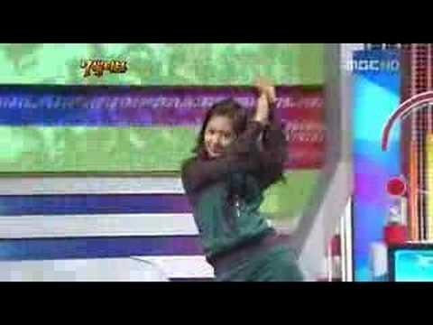 SNSD - Yuri dance 7 Octave 071128