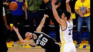 NBA Uncalled Fouls