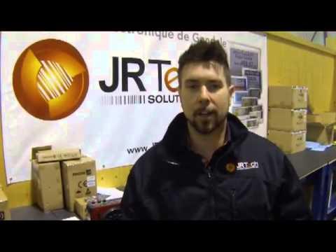 JRTech Solutions : le pré-étiquetage des étiquettes électroniques à l'entrepôt de Montréal