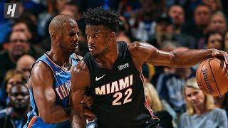 Miami Heat vs Oklahoma City Thunder - Full Game Highlights   January 17, 2020   2019-20 NBA Season
