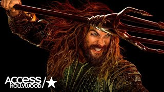 """Justice League's"" Aquaman: Jason Momoa - Things You Should Know 
