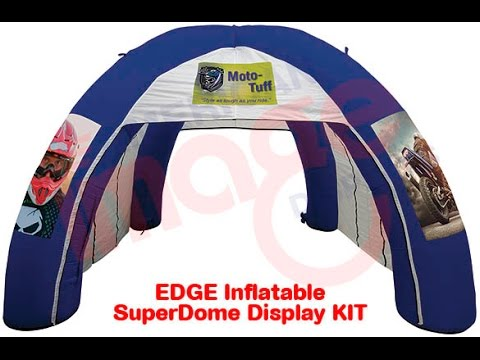 Super Dome Inflatable Tent