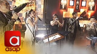 "ASAP: Soul Sessions sing ""Till I Met You"" and ""Friend of Mine"""