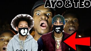 HUNTING FOR AYO AND TEO *WE FOUND THEM* THEY TAUGHT US HOW TO DANCE!!!!!