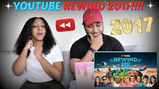 "IT'S HERE! | YouTube Rewind: ""The Shape of 2017"" #YouTubeRewind REACTION!!!!"
