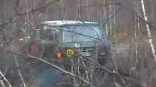 OFFROAD :Venäjän safari pääsiäinen 07 osa2