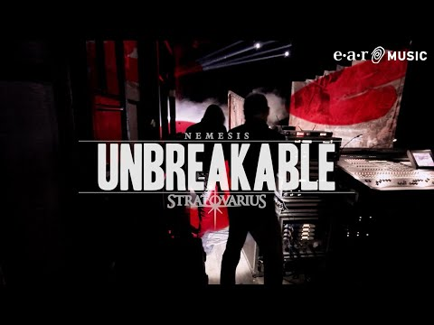 "Stratovarius ""Unbreakable"" Official Music Video from the album ""Nemesis"""