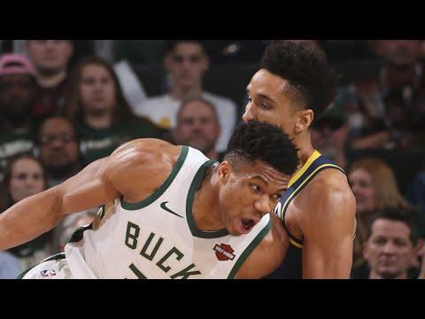 Milwaukee Bucks vs Indiana Pacers Full Game Highlights | December 22, 2019-20 NBA Season