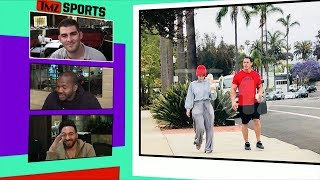John Cena Visits Nikki Bella Trying to Win Her Back | TMZ Sports