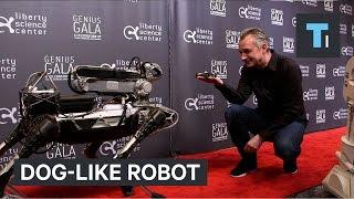 Watch Boston Dynamics' Dog-Like Robot Do Party Tricks