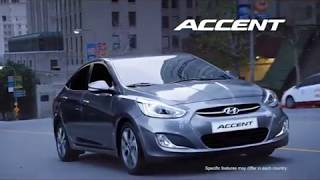 Get more mileage with the Hyundai Accent