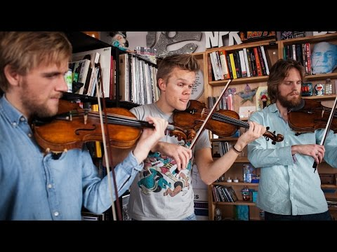 Danish String Quartet: NPR Music Tiny Desk Concert