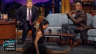 Terry Crews & Lucy Liu's Hidden Talents