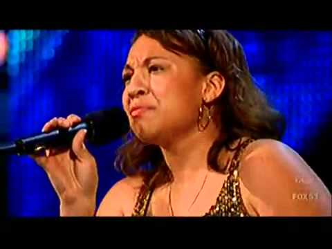 the x factor melanie amaro audition listen by beyonce youtube. Black Bedroom Furniture Sets. Home Design Ideas