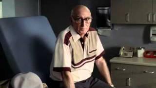 The Sopranos - Tony And Junior Talk