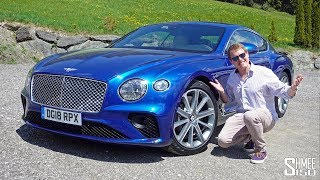 Is the New Bentley Continental GT Worth £160,000? | TEST DRIVE