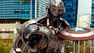 AVENGERS: AGE OF ULTRON Movie Clip (2015) Marvel Superhero Movie HD