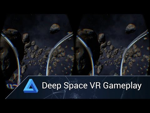 Deep Space VR Gameplay on Oculus Rift