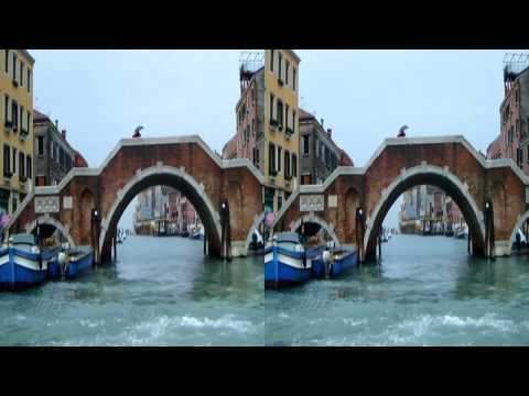 Venice Venezia Wenecja in 3D 2010 d