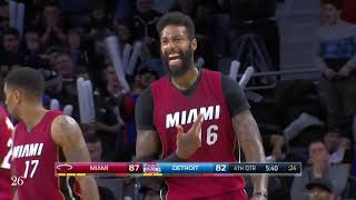 Miami Heat Top 50 Plays of the Decade
