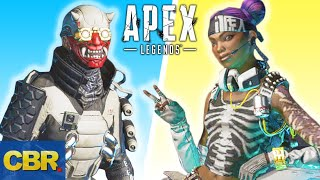 The 10 Best Looking Apex Legends Skins