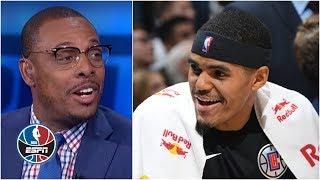'Why is nobody talking about Tobias Harris' in NBA free agency? - Paul Pierce | NBA Countdown