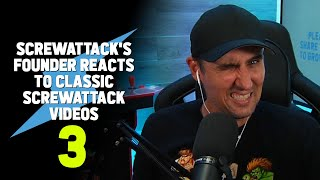 Stuttering Craig Reacts to A Controversial ScrewAttack Top 10 | CraigSkitz Reacts