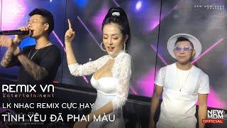 Liên Khúc Việt Mix 2020 - Hoa Nở Không Màu | Nonstop Vinahouse - LK Nhạc Trẻ Remix Gây Nghiện 2020