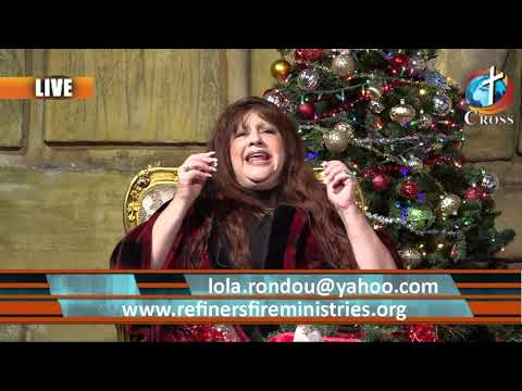 Refiners Fire with Rev Lola Rondou 12-15-2020