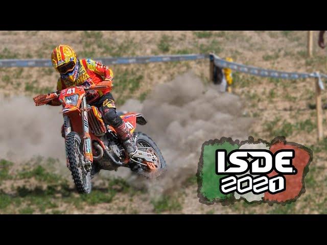 Best-of ISDE Italie 2021   J2