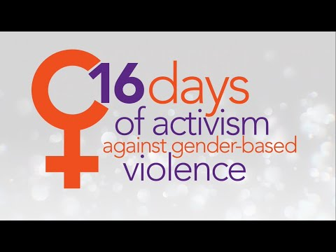 16 Days against GBV - Joëlle Milquet