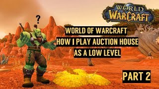 Vanilla WoW: Low level gold guide - How i flip AH - Part 2/2 [ARMOR & RINGS]