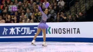 Mao ASADA - 2016 World Championships - LP (CBC)