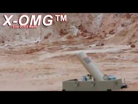 Explotrain Model X-OMG