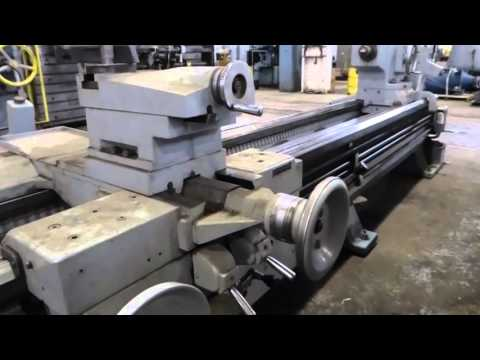 "Lodge & Shipley 34-1/2"" x 216"" Engine Lathe"