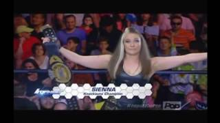 Tna Knockout Championships match 5 way