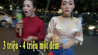 Giọng Hát Quá LẠ Của Hai Cô Gái Bán Kẹo Kéo ở Sài Gòn