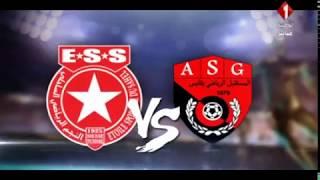 مستقبل قابس 0 - 2 النجم الساحلي (ملخص المباراة)     -