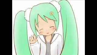 Hatsune Miku - Melt 【メルト】 PV .