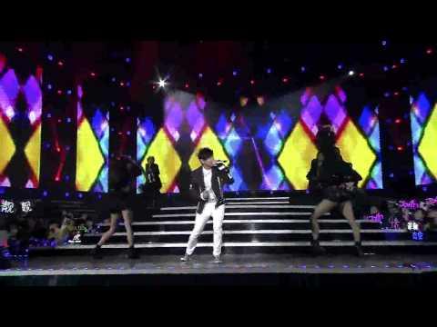 JJ Lin 林俊傑 - QQ Awards - 黑暗騎士 We Together 不潮不用花錢
