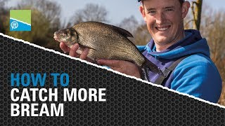 Video thumbnail for How To Catch More Bream... with Lee Kerry Preston Innovations Match Fishing Videos