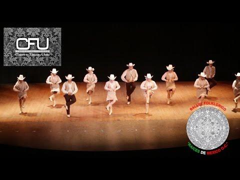 Raíces De México - Calabaceado - CFU Anniversary Show 2014