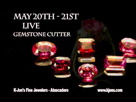 Gemstone Cutting Event