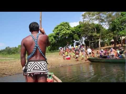Experience Panama - Embera Tusipono community