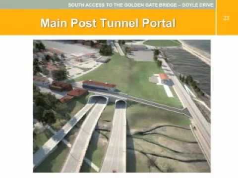 Part II: Comprehensive Overview of the Presidio Parkway Project, October 1, 2009.